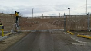 fencing police station2